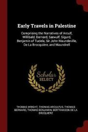 Early Travels in Palestine by Thomas Wright ) image