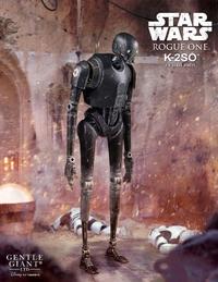 Star Wars: 1/8 K-2SO - Collectors Gallery Statue
