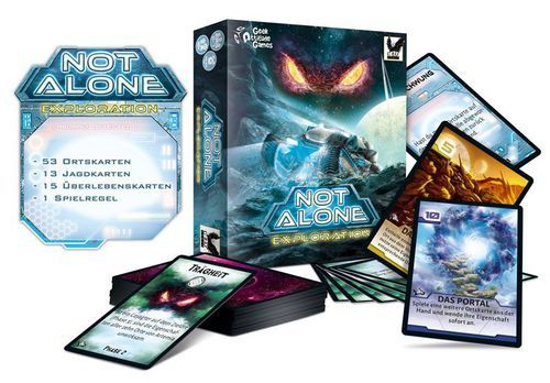 Not Alone: Exploration - Expansion image