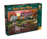 Holdson: 1000 Piece Puzzle - Home Sweet Home (Conservatory House)