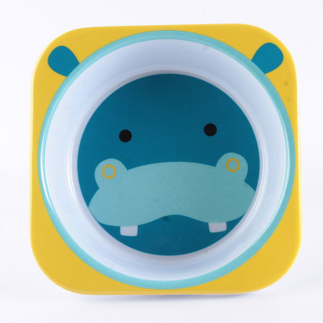 Skip Hop: Zoo Bowl - Hippo