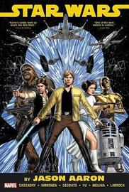 Star Wars By Jason Aaron Omnibus by Jason Aaron
