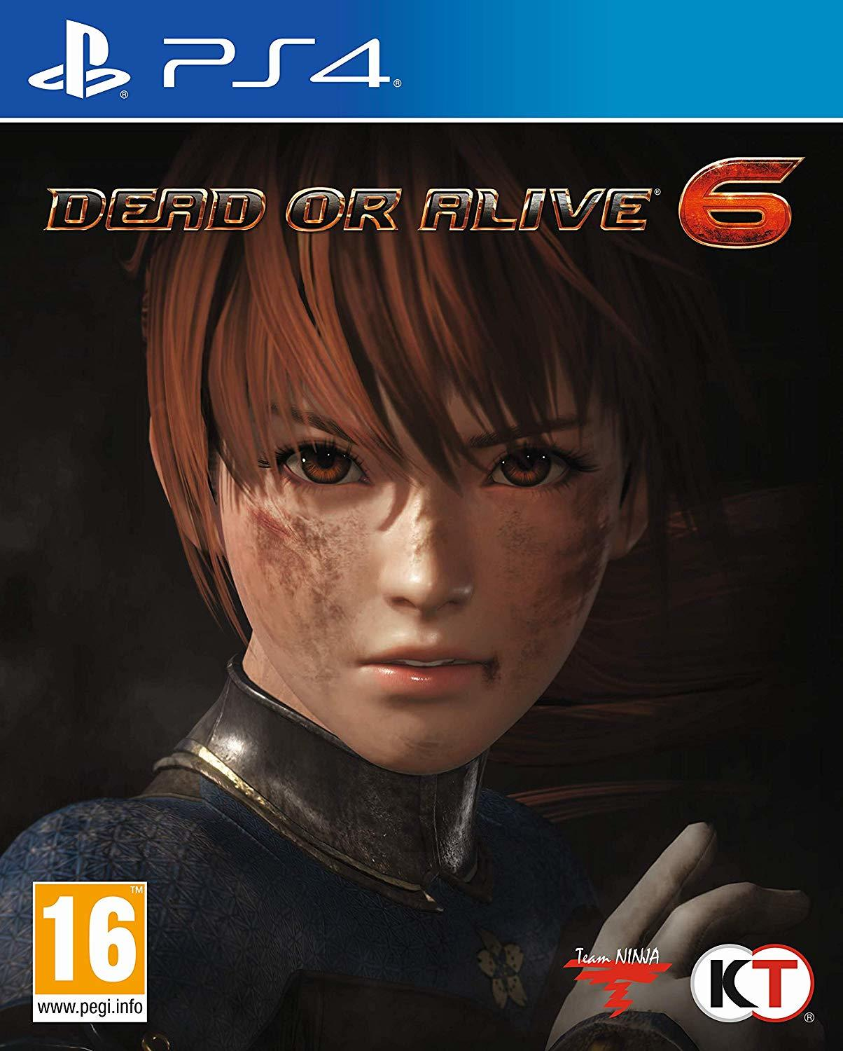 Dead or Alive 6 for PS4 image