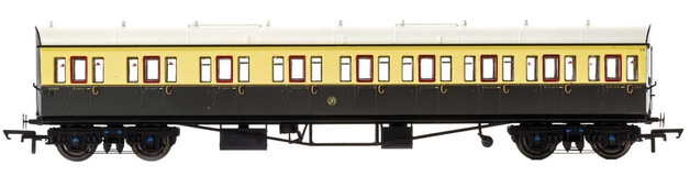 Hornby: GWR Collett 57' Bow Ended E131 9CC LH
