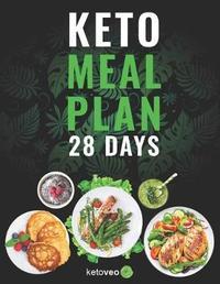 Keto Meal Plan 28 Days by Ketoveo image