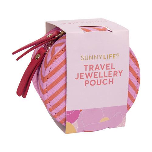 Sunnylife: Jewellery Pouch - Wild Posy