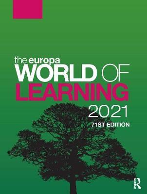 The Europa World of Learning 2021