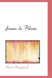 Jeanne La Fileuse by Honore Beaugrand image
