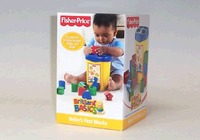 Fisher Price Baby's First Blocks image