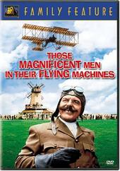 Those Magnificent Men In Their Flying Machines on DVD