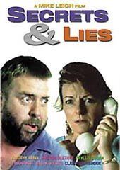 Secrets And Lies on DVD