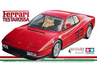 Tamiya Ferrari Testarossa 1/24 Kitset Model