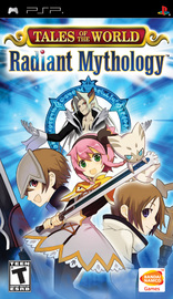 Tales of The World: Radiant Mythology for PSP image