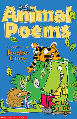 Animal Poems by Jennifer Curry