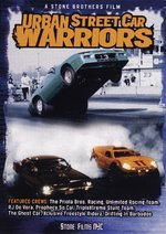Urban Street Car Warriors on DVD