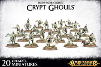 Flesh-eater Courts Crypt Ghouls image