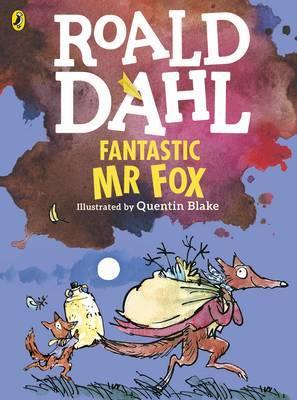 Fantastic Mr Fox (Colour Edn) by Roald Dahl image