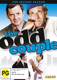 The Odd Couple - The Second Season on