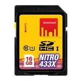 16GB Strontium NITRO Series SD Card
