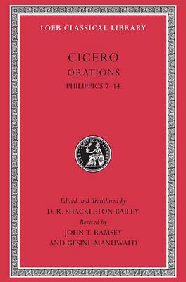 Philippics 7-14 by Marcus Tullius Cicero