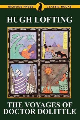 The Voyages of Doctor Dolittle by Hugh Lofting image