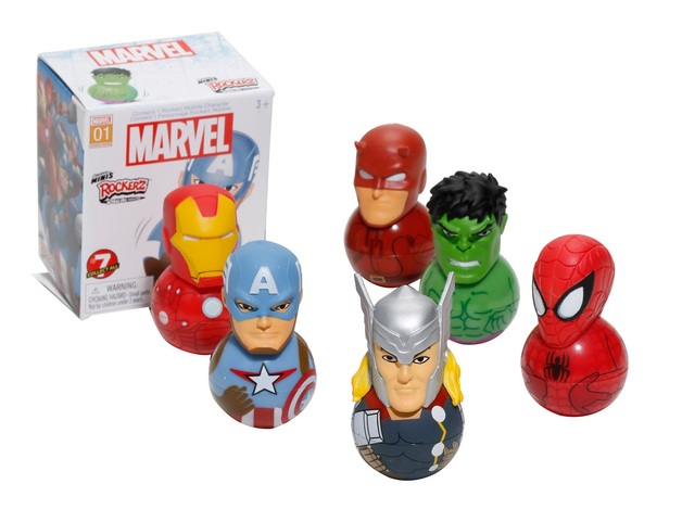 Marvel: Rockerz Series #1 - Mini-Figure (Blind Box)
