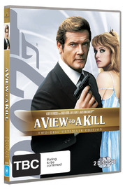 A View to a Kill - Special Edition (2 Disc Set) on DVD