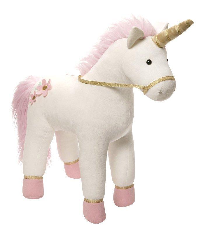 Gund: Lilyrose Unicorn - Jumbo Plush image