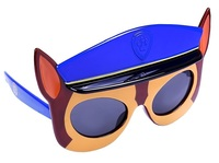 Sunstaches: Lil' Characters Sunglasses - Paw Patrol Chase