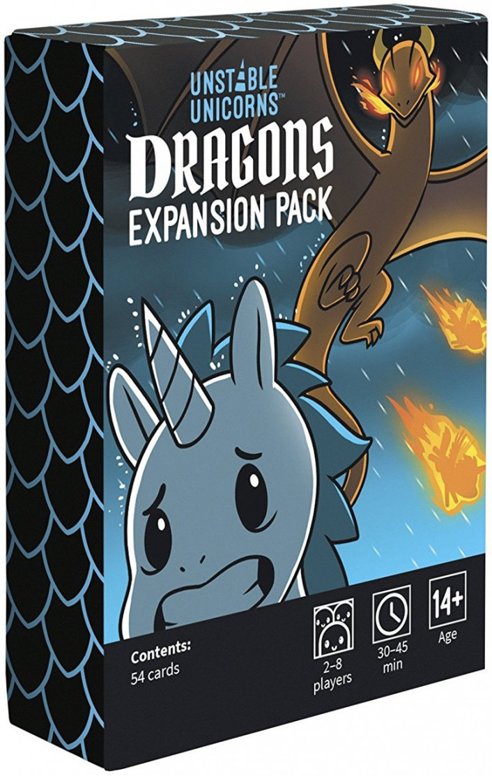Unstable Unicorns - Dragon Expansion image