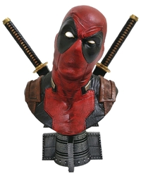 Marvel Legendary: Deadpool - 1:2 Scale Collectors Bust