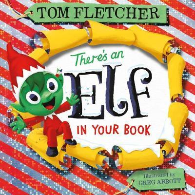 There's an Elf in Your Book by Tom Fletcher image
