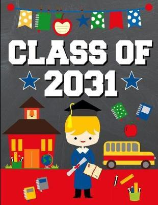Class of 2031 by Sentiments Studios