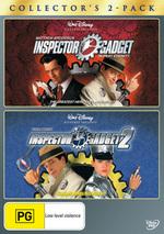 Inspector Gadget (1999) / Inspector Gadget 2 - Collector's 2-Pack (2 Disc Set) on DVD