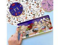 Maxwell & Williams: Megan McKean Cities Ceramic Round Coaster - Paris