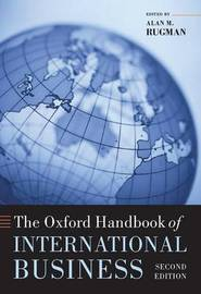 The Oxford Handbook of International Business image