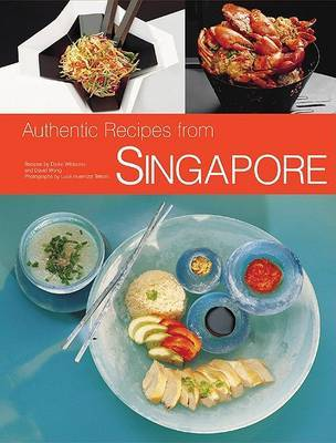 Authentic Recipes from Singapore by D Wong image