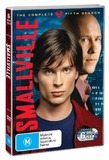 Smallville - The Complete 5th Season (6 Disc Set) DVD