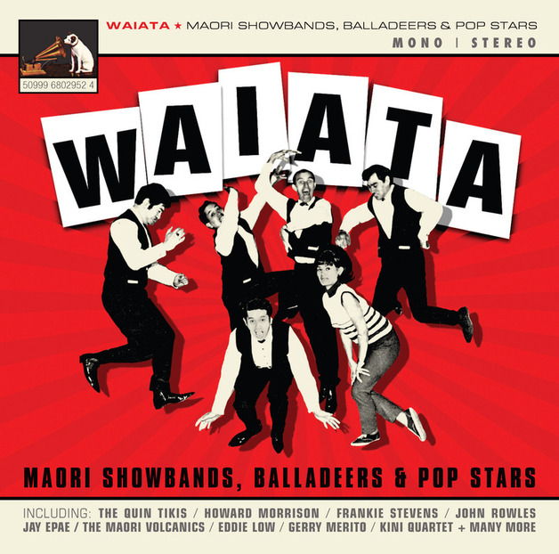 Waiata: Maori Showbands, Balladeers & Pop Stars by Various