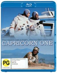 Capricorn One on Blu-ray