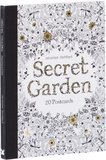 Secret Garden: 20 Postcards (Johanna Basford) by Johanna Basford