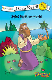 The Beginner's Bible Jesus Saves the World image
