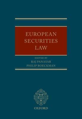 European Securities Law image