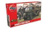 Airfix Albion AM436 3-Point Refuller 1:48 model kit
