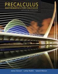 Precalculus by James Stewart