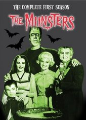 The Munsters - Complete Season 1 (6 Disc Set) on DVD