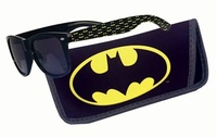 DC Comics: Batman Logo - Sunglasses with Carry Case