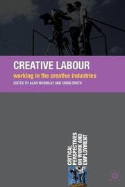 Creative Labour by Alan McKinlay image