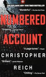 Numbered Account by Christopher Reich image