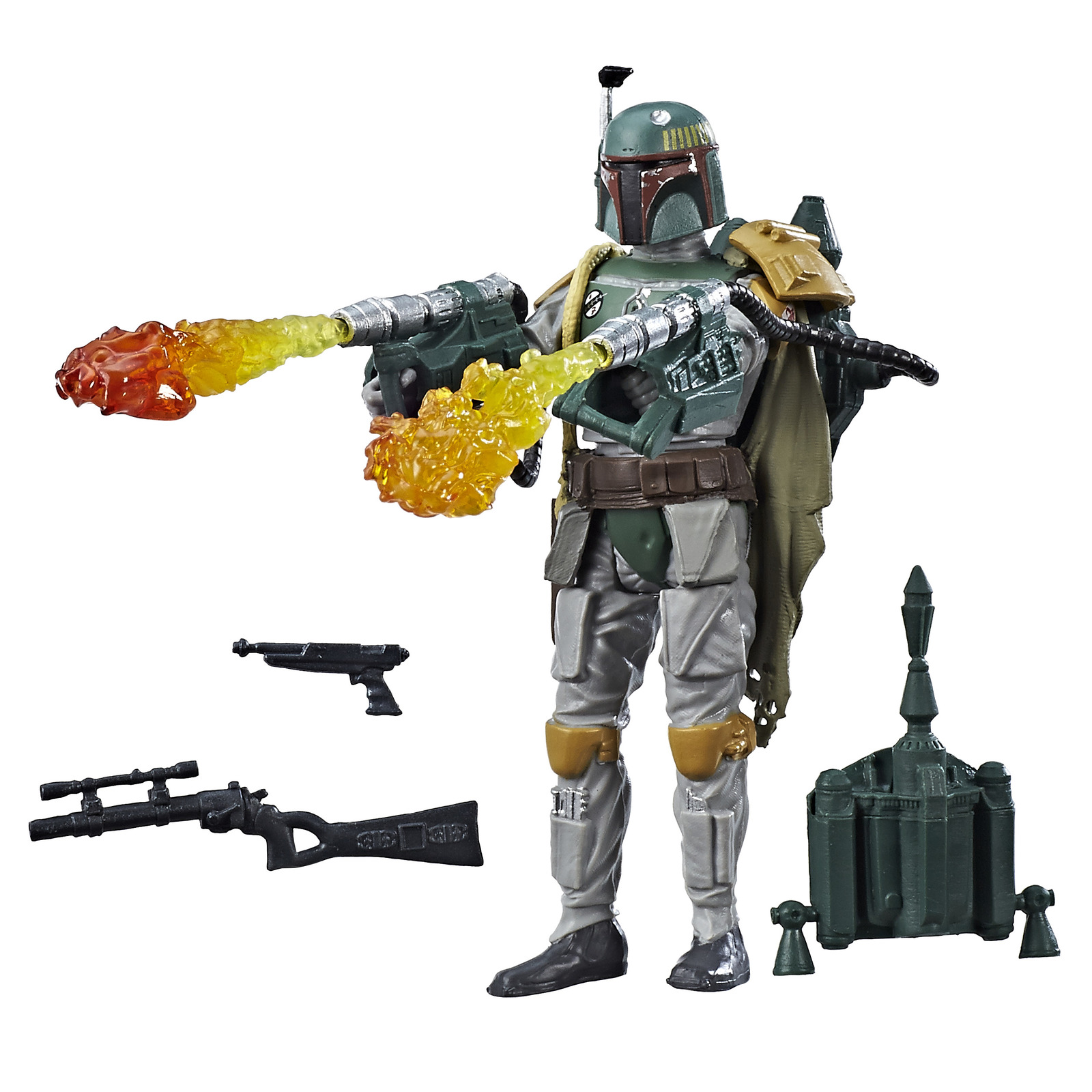 Star Wars: Force Link Figure - Han Solo & Boba Fett 2 Pack image